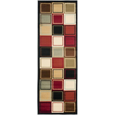 Nanette Area Rug Rug Size: Rectangle 2' x 3'7