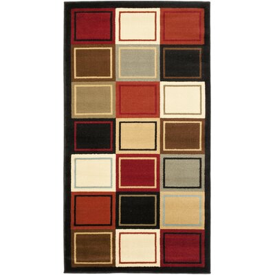 Nanette Area Rug Rug Size: Rectangle 2'7