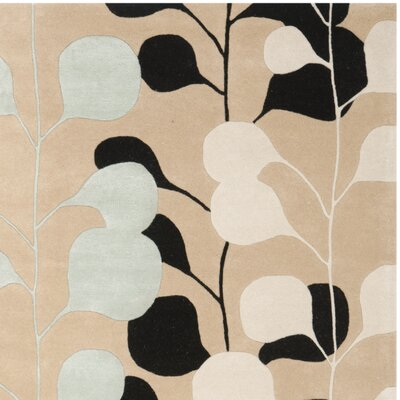 Andersen Beige Area Rug Rug Size: Rectangle 8 x 10