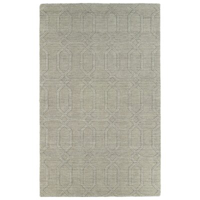 Dobson Ivory Geometric Area Rug Rug Size: Rectangle 96 x 136