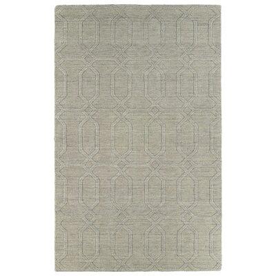 Dobson Ivory Geometric Area Rug Rug Size: 36 x 56