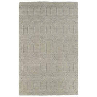 Dobson Ivory Geometric Area Rug Rug Size: 96 x 136