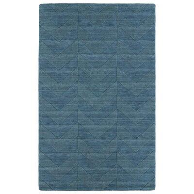 Dobson Turquoise Geometric Area Rug Rug Size: 9'6
