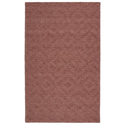 Dobson Handmade Rose Area Rug Rug Size: Rectangle 8 x 11
