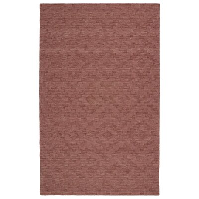 Dobson Handmade Rose Area Rug Rug Size: 36 x 56