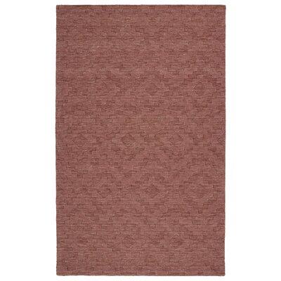 Dobson Handmade Rose Area Rug Rug Size: 8 x 11