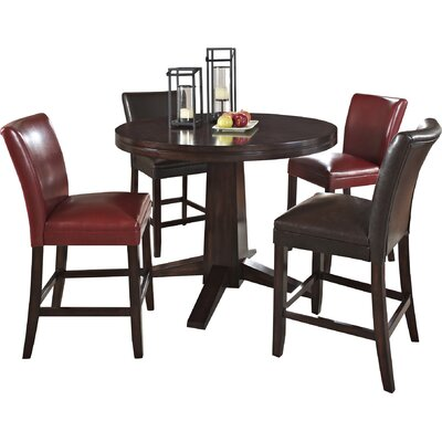 Fenley 5 Piece Counter Height Dining Set