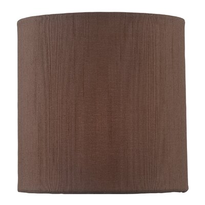 5 Fabric Drum Candelabra Shade Color: Coffee