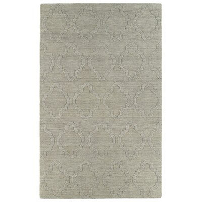 Dobson Oatmeal Geometric Area Rug Rug Size: Rectangle 36 x 56