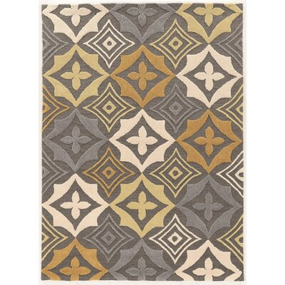 Cozine Contemporary  Hand-Tufted Area Rug Rug Size: Rectangle 8 x 10