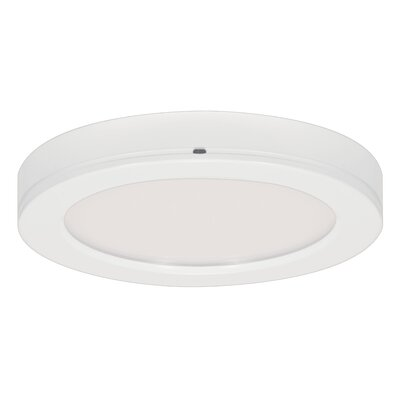 Nicole 1-Light Flush Mount