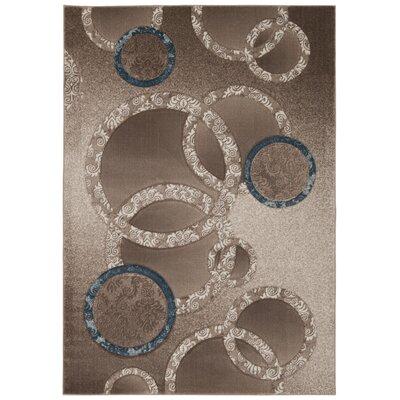 Wendolyn Mocha Rug Rug Size: 710 x 106
