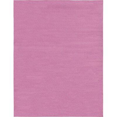 Hugh Purple Area Rug Rug Size: 910 x 13