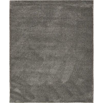 Sydnee Gray Area Rug Rug Size: 8 x 10