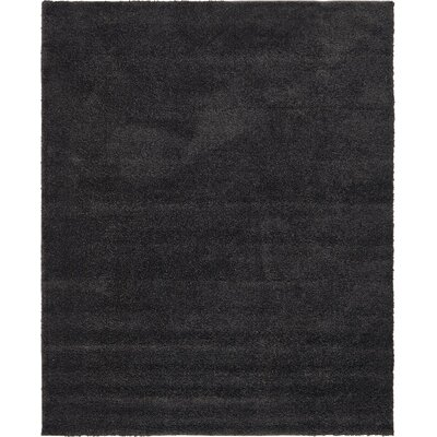 Sydnee Charcoal Area Rug Rug Size: 8' x 10'