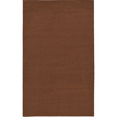 Goldie Brown Area Rug Rug Size: 5 x 710