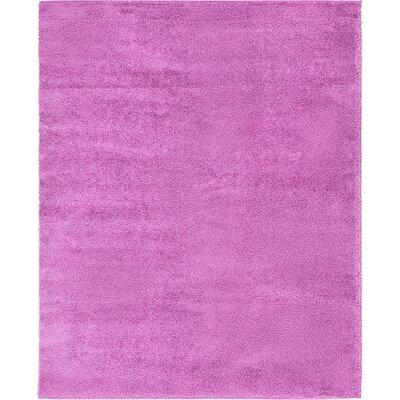 Goldie Light Violet Area Rug Rug Size: 13 x 198