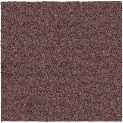 Goldie Beige Area Rug Rug Size: Square 4