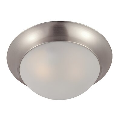 Brenden 1-Light Metal Flush Mount