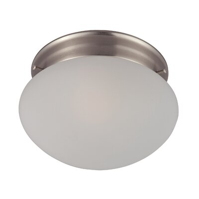 Brenden 1-Light Traditional Flush Mount