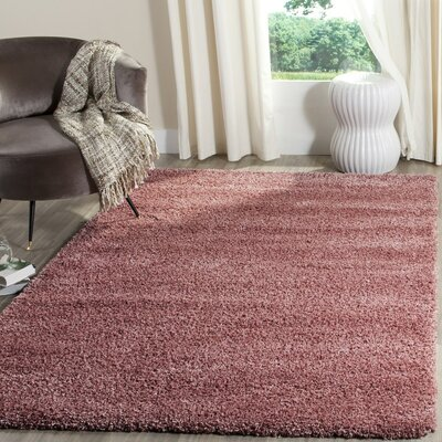 Hale Rose Area Rug Rug Size: Square 67