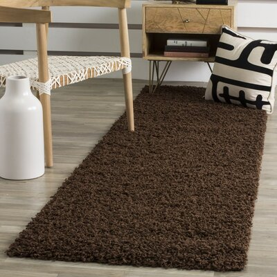 Cherlyn Brown Area Rug
