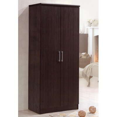 Mullinax Armoire Finish: Chocolate
