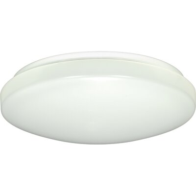 Bret 1-Light Flush Mount