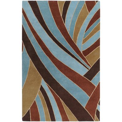 Dewald Sky Area Rug Rug Size: Rectangle 4 x 6