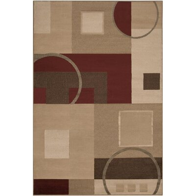 Diederich Geometric Area Rug Rug Size: Runner 22 x 76