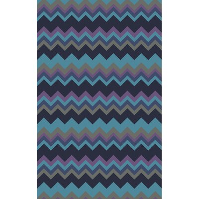 Diego Handmade Area Rug Rug Size: Rectangle 5 x 8