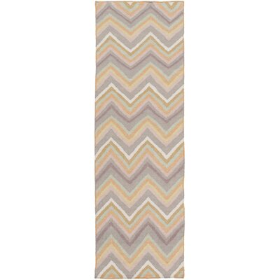 Diego Chevron Area Rug Rug Size: Rectangle 8 x 11