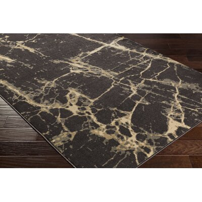Divernon Brown Area Rug Rug Size: Rectangle 2 x 33