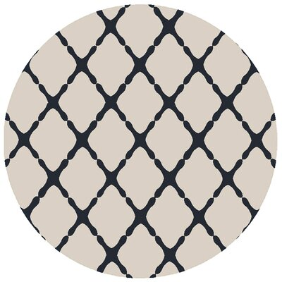 Carson Navy Indoor/Outdoor Area Rug Rug Size: 8 x 10