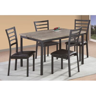 Frankie 5 Piece Dining Set