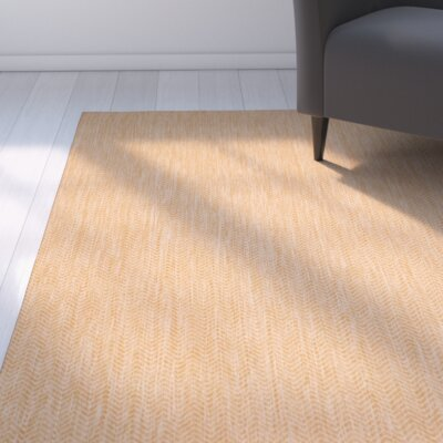 Mullen Natural/Cream Indoor/Outdoor Area Rug Rug Size: Rectangle 8 x 11