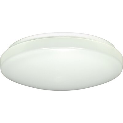 Brienne 1-Light Flush Mount