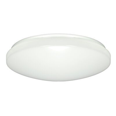 Brinda 1-Light Flush Mount