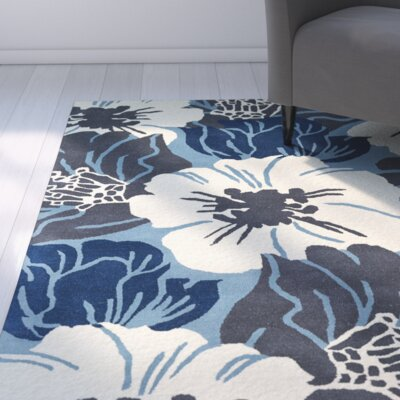 Talitha Hand-Tufted Area Rug Rug Size: Rectangle 9 x 12