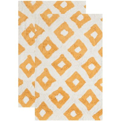 Clement Hand-Tufted Saffron Area Rug
