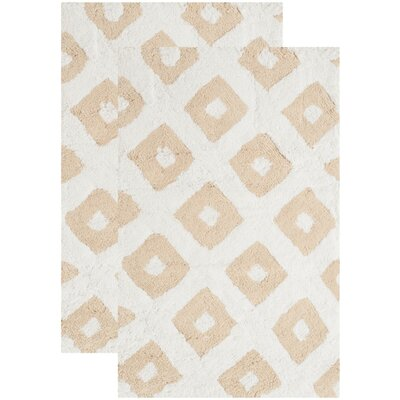 Clement Hand-Tufted Winter Wheat Area Rug