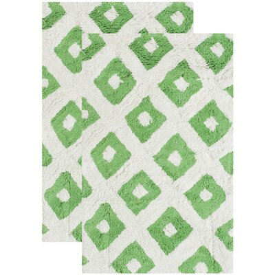 Clement Hand-Tufted Key Lime Area Rug