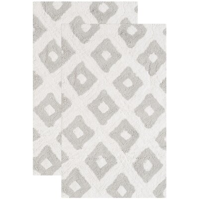 Ackerman Hand-Tufted Pearl Gray Area Rug