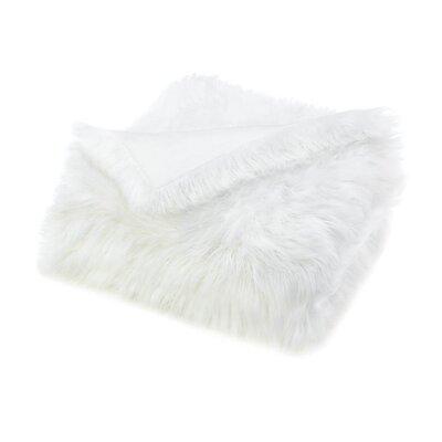 Sallie Faux Fur Blanket