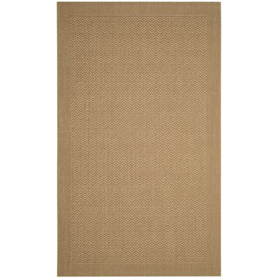 Wyckhoff Brown Area Rug Rug Size: Rectangle 8' x 11'