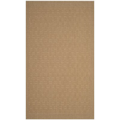 Jenny Brown Area Rug Rug Size: Runner 2 x 8