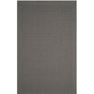 Jenny Gray Area Rug Rug Size: Rectangle 3 x 5