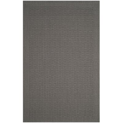 Jenny Gray Area Rug Rug Size: Rectangle 8 x 11