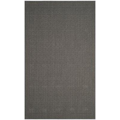 Wyckhoff Gray Area Rug Rug Size: Runner 2 x 8