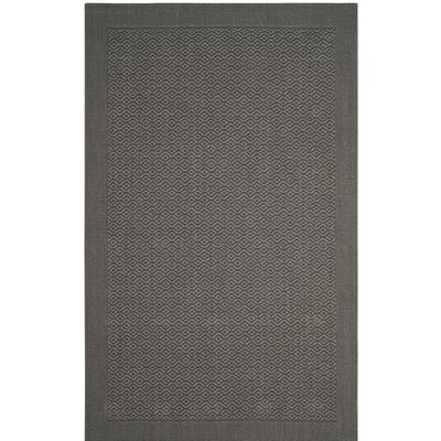 Wyckhoff Gray Area Rug Rug Size: Rectangle 8 x 11